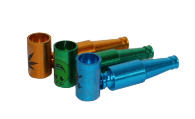Metal Smoking Pipes - Aluminium Metal Smoking Pipe