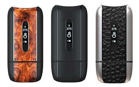 Portable Vaporizers - DaVinci Ascent Dry Herb Vaporizer Kit