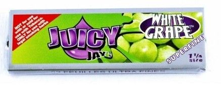 Juicy Jay's White Grape Papers