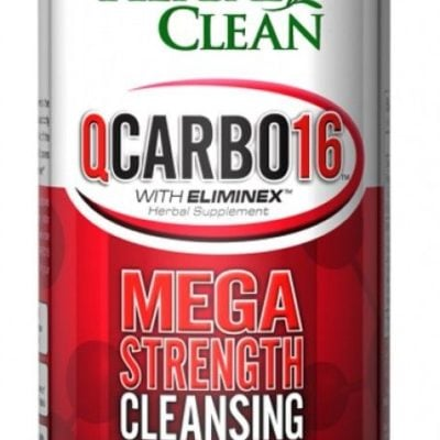 Herbal Clean QCarbo16 Detox 16Oz (473 ML)