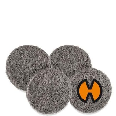 Vaporizer Accessories - Volcano Mighty/CraftyLiquid Pad Set for Dosing Capsules 4Pcs Per Pack