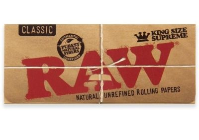 Raw Classic Kingsize Supreme Papers