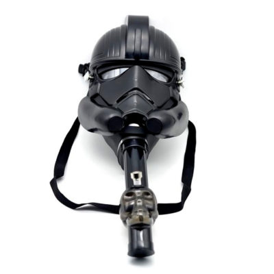 Acrylic Bongs - Star War Gas Mask Bong