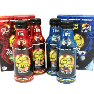 High Voltage Detox 32oz (946ml)
