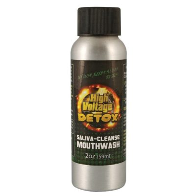 High Voltage Detox Saliva-Cleanse Mouthwash