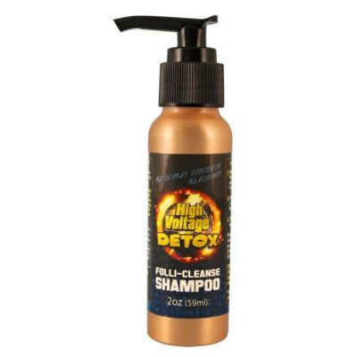High Voltage Detox Folli-Cleanse Shampoo