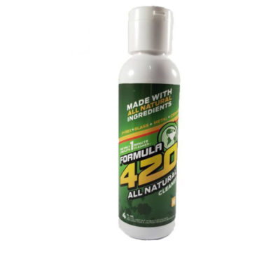 FORMULA 420 ALL NATURAL CLEANER 4OZ