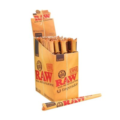 RAW Emperador Natural Cone 1Pc