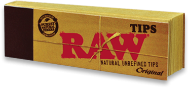 Raw Natural Unrefined Tips