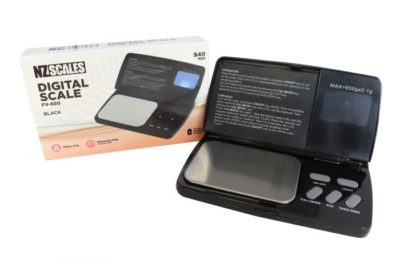 NZ Digital Scale FV-650 Black 650 X 0.1