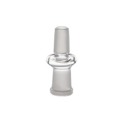 14mm/14mm Male to Female Glass Adapter