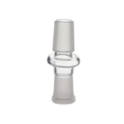18mm/14mm Male to Female Glass Adapter