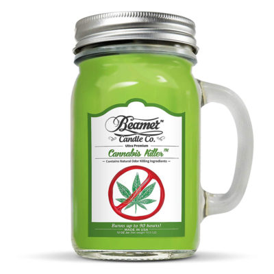 Weed Smell Killer 12 oz (350 ml) Candle