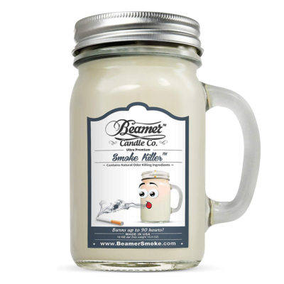 Smoke Killer 12oz (350ml) Beamer Candle
