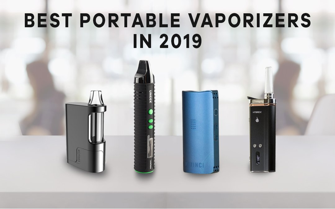 Best Portable Vaporizers in 2019