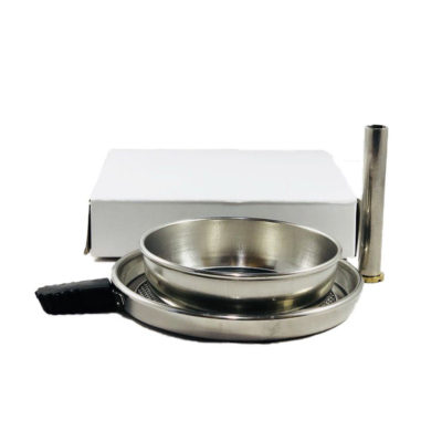 Hookah Accessories - Stainless Steel Shisha Charcoal Tray Small