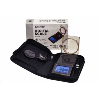 NZ Digital Scale NZ-FB-20 20 X 0.001G