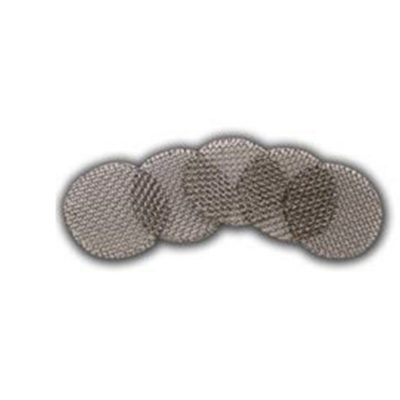 Vaporent Accessories - Mesh Stainsteel 15mm 5pk for Vaporizers