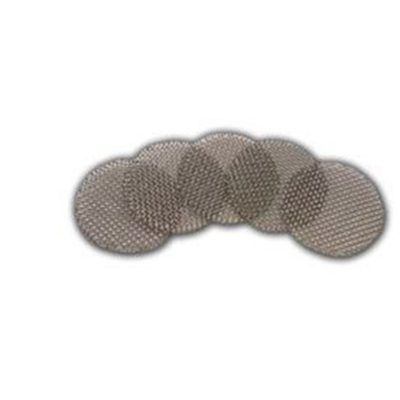 Vaporent Accessories - Mesh Stainsteel 20mm 5pk for Vaporizers