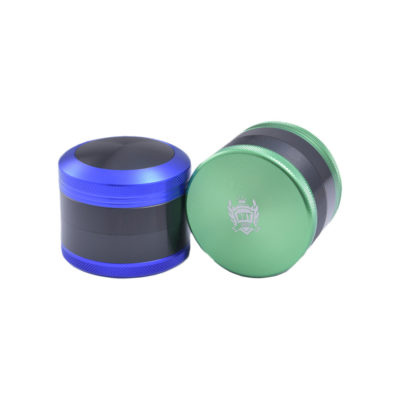 Herbal Grinders - NBT Aluminum Herb Grinder 53MM 4xParts