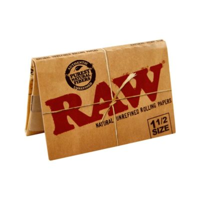 RAW Smoking Papers - RAW Classic 1 1/2 Paper