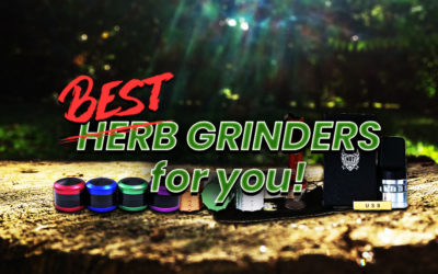 What are the best herb grinders for you?