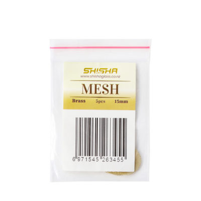 Brass Mesh for Herb Vaporizers 15mm diameter