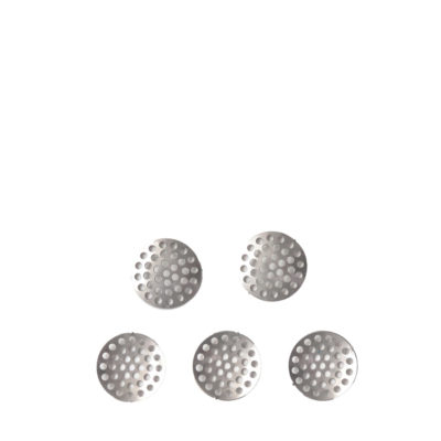 Vaporent Accessories - Mesh Concave 12mm/15mm 5 pieces For Vaporizers