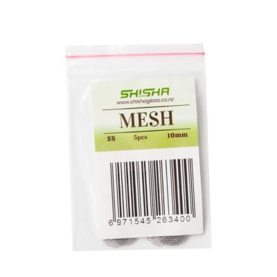 Vaporizers Accessories - Stainless Steel Mesh for Dry Herb Vaporizers 10mm Diameter