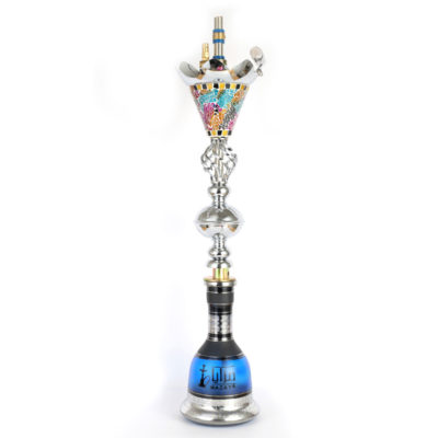 Shisha Pipes - Shisha Hookah Mosaic Decoration 1xHose 88cm JL589AH