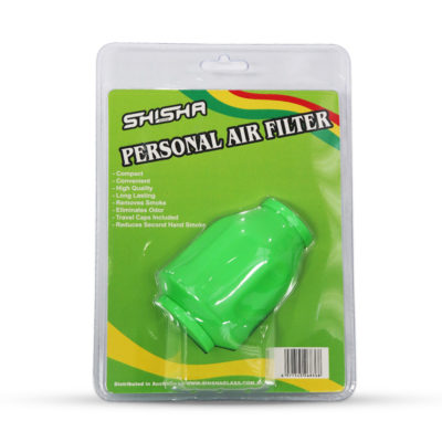 Shisha Glass Smoke Buddy Personal Air Filter